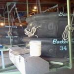 Rafts Ready to Go!