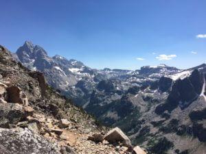 Fall Hike in Grand Teton National Park